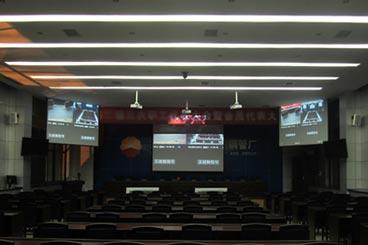 大会议室投影案例3